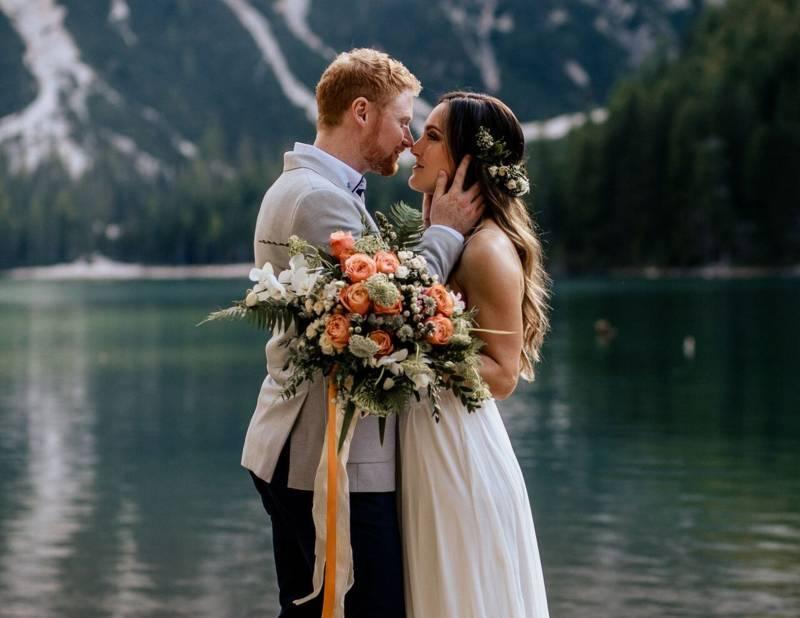Noemi wedding planner in italy italian wedding planner lake of braies bz september 9th 2017 junglespirit Gallery